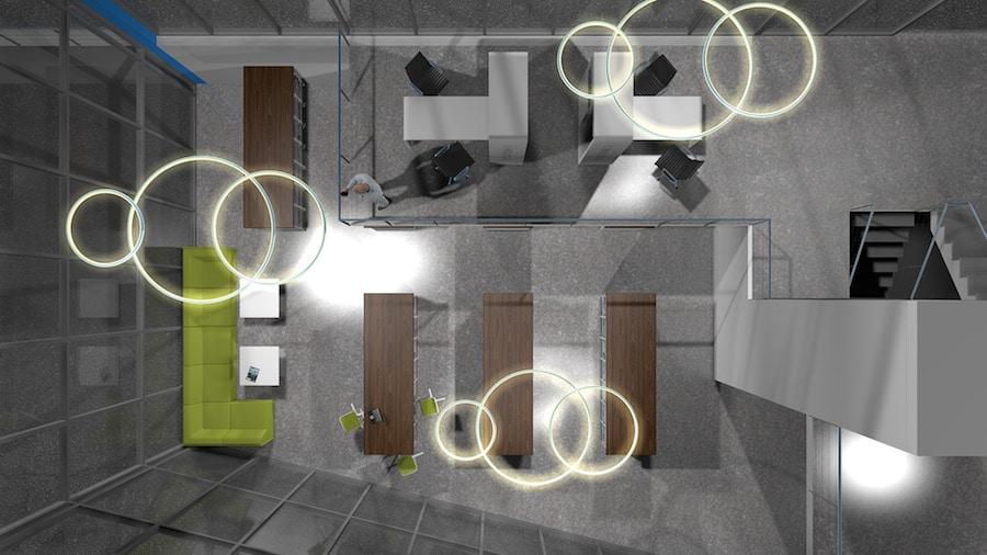 Visualisierung Virtual Reality Rendering Top